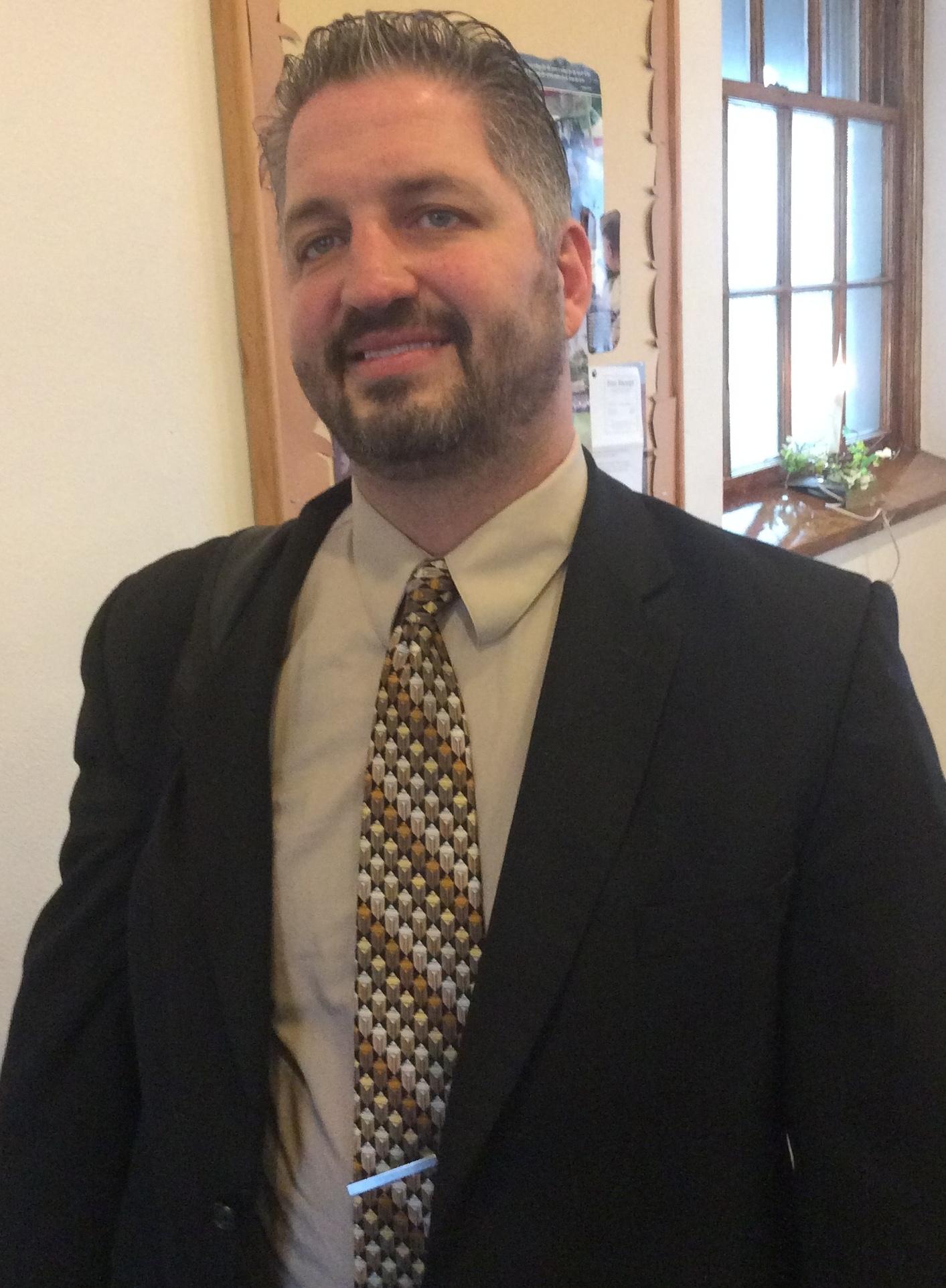 Picture of Deacon Chris DelGiorno