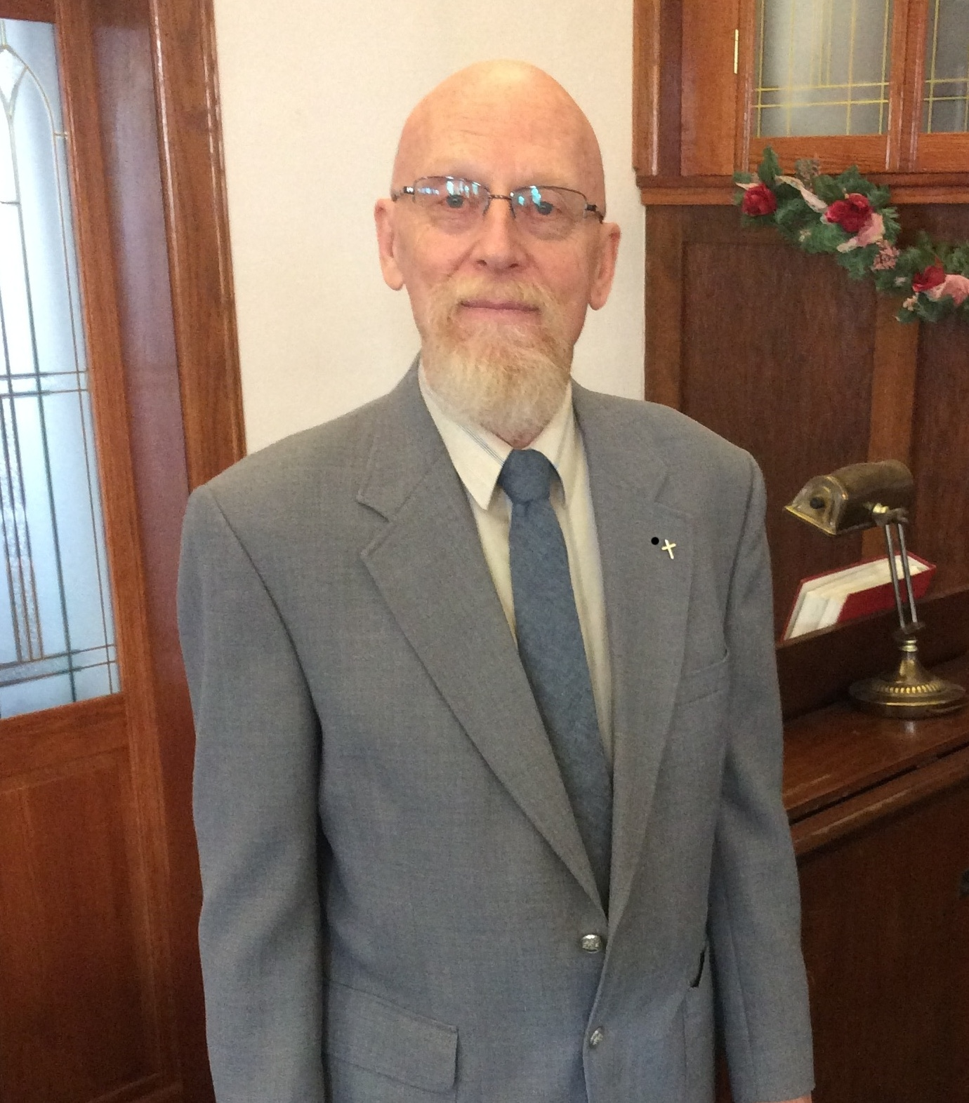 Picture of Deacon George Jackson