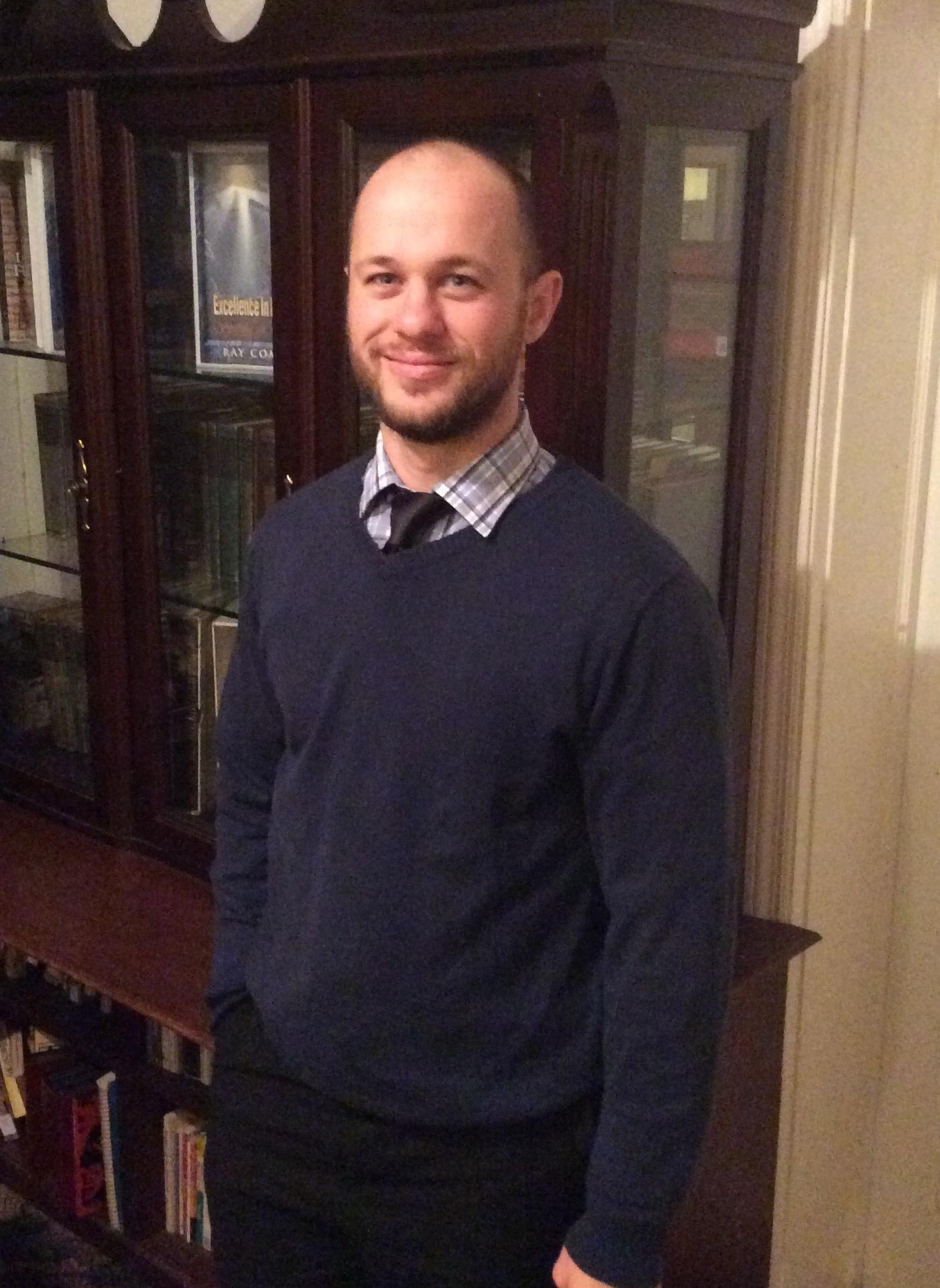 Picture of Deacon Michael Hollinshead